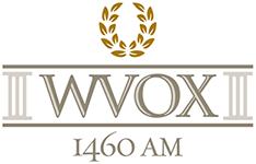 WVOX Radio logo