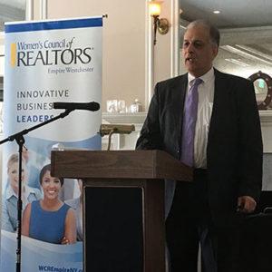 Ron Friedman at Women's Council